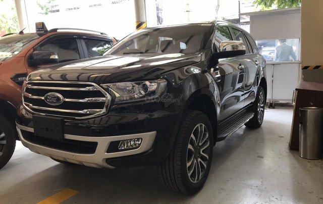 Ford Everest 4x2 titanium, bi-turbo 2019 tặng BHVC phụ kiện. Giao xe toàn quốc - Liên hệ ép giá: 0934.696.4661