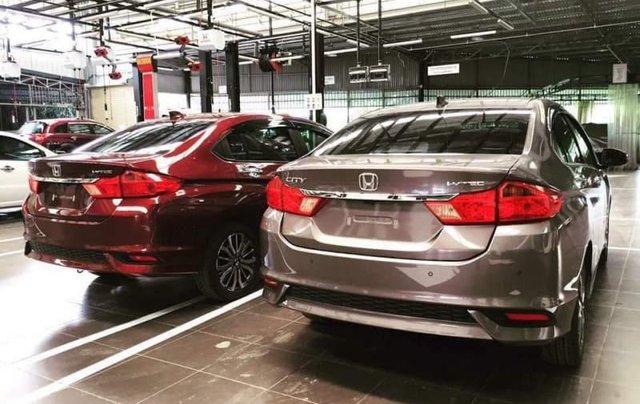 Bán xe Honda City CVT đời 2019, màu đỏ, 559 triệu3