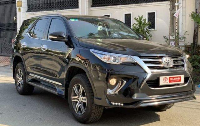 Cần bán Toyota Fortuner 20161
