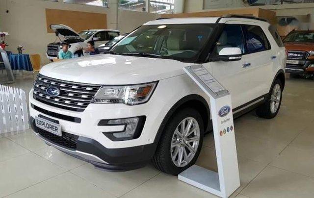 Cần bán xe Ford Explorer năm 2019, xe giá thấp, giao nhanh toàn quốc0