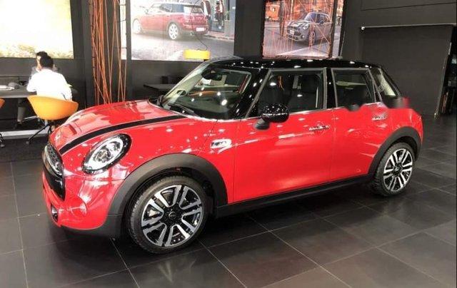 Bán xe Mini Cooper đời 2018, hai màu, nhập khẩu nguyên chiếc1