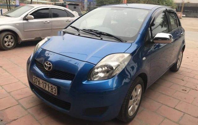 Bán Toyota Yaris đời 2010, nhập khẩu nguyên chiếc, giá 315tr0