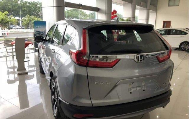 Bán Honda CR V đời 2019, màu bạc, nhập khẩu nguyên chiếc2