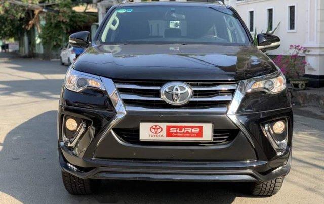Cần bán Toyota Fortuner 20160
