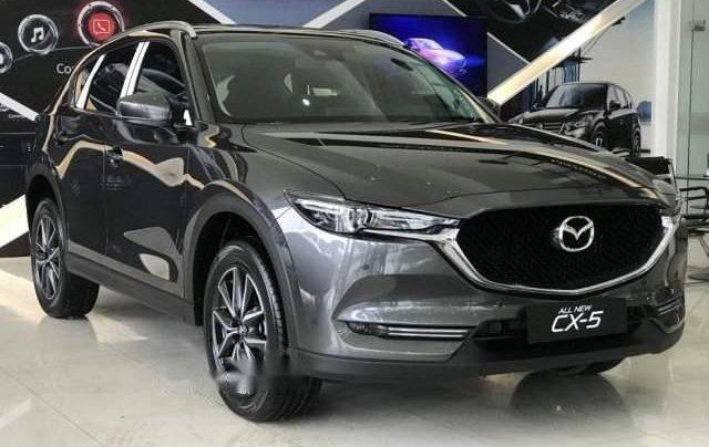 Bán xe Mazda CX 5 sản xuất 2019, màu xám, 899 triệu