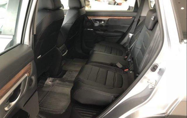 Bán Honda CR V đời 2019, màu bạc, nhập khẩu nguyên chiếc4