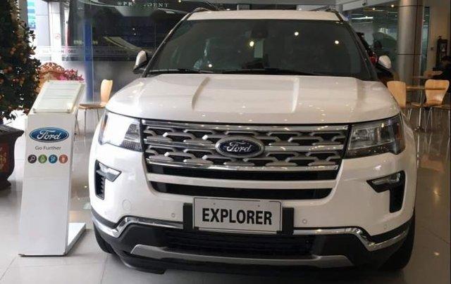 Cần bán xe Ford Explorer năm 2019, xe giá thấp, giao nhanh toàn quốc2