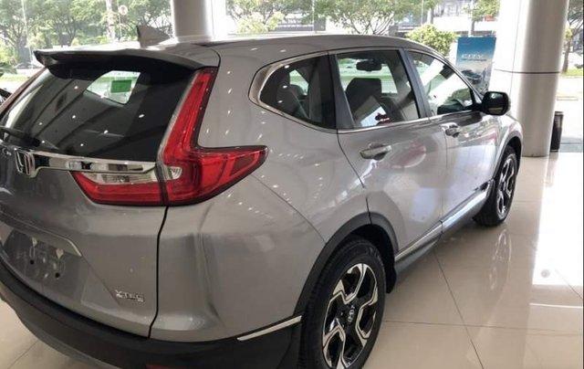 Bán Honda CR V đời 2019, màu bạc, nhập khẩu nguyên chiếc1