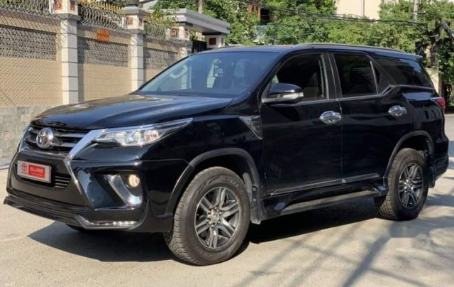 Cần bán Toyota Fortuner 20162
