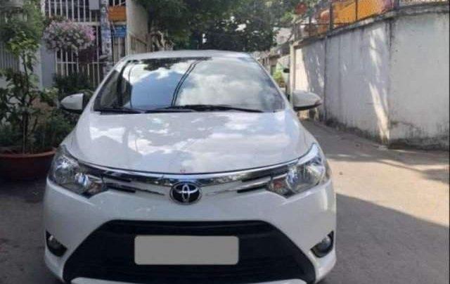 Cần bán gấp Toyota Vios sản xuất năm 2018, màu trắng, nhập khẩu nguyên chiếc, giá chỉ 500 triệu0