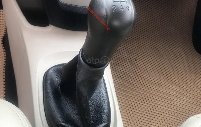 Bán xe Toyota Vios 1.5E MT đời 2009, màu đen12