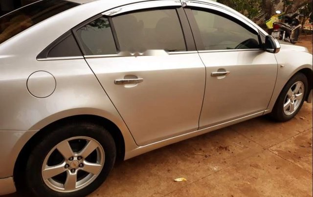 Bán ô tô Chevrolet Cruze sản xuất 2012, màu bạc, xe nhập còn mới giá cạnh tranh2