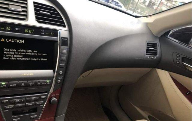 Cần bán lại xe Lexus ES 350 đời 2007, màu đỏ, nhập khẩu nguyên chiếc chính chủ4