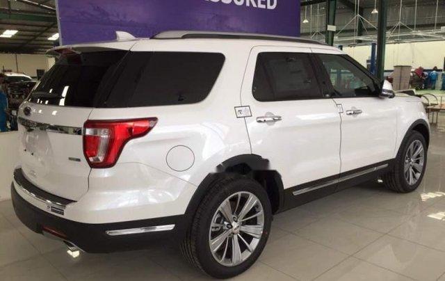 Cần bán xe Ford Explorer năm sản xuất 2019, nhập khẩu, giá thấp, giao nhanh toàn quốc1
