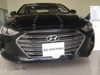 Bán ô tô Hyundai Elantra 1.6MT sản xuất năm 2019, màu đen0