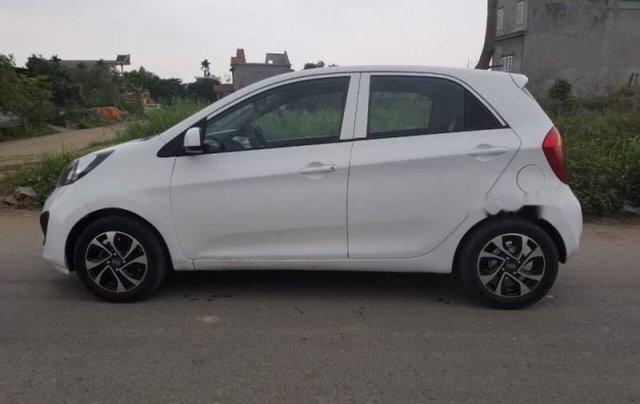 Bán ô tô Kia Morning đời 2015, màu trắng giá cạnh tranh3