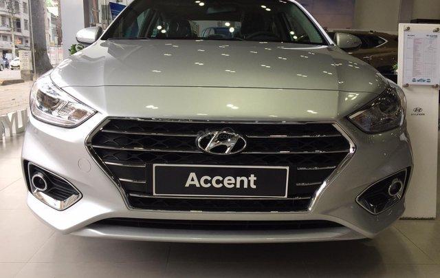 Bán Hyundai Accent 2019 mới, hỗ trợ vay trả góp 80 -90%0