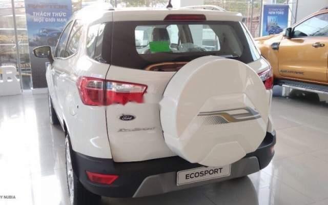 Bán ô tô Ford EcoSport đời 2019, màu trắng, nhập khẩu nguyên chiếc, 520 triệu1
