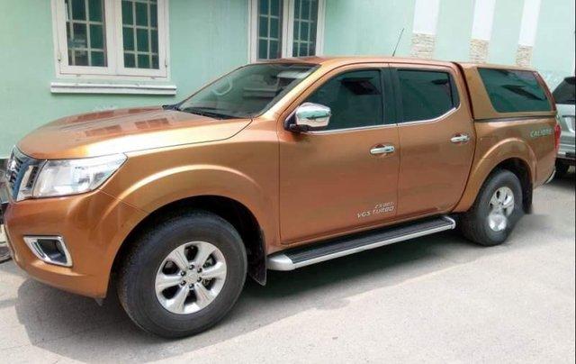 Cần bán xe Nissan Navara EL sản xuất năm 20160