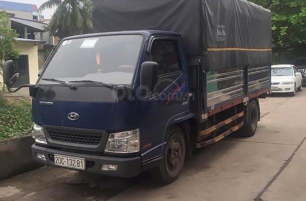 Cần bán lại xe Đô Thành IZ49 sản xuất 2017, màu xanh lam chính chủ, giá chỉ 330 triệu0