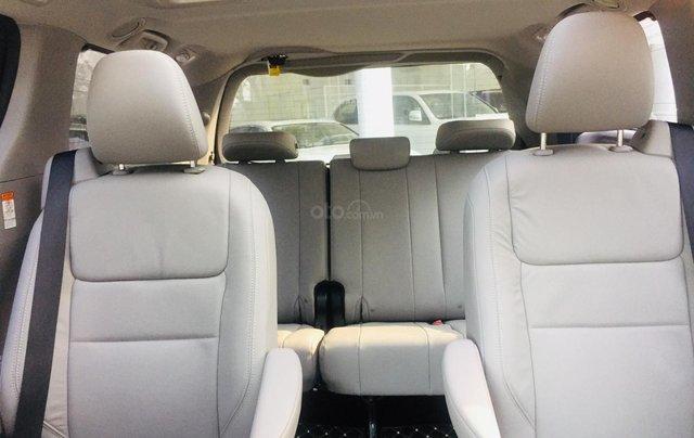 MT Auto bán xe Toyota Sienna LE Limited sản xuất 2018, màu trắng, xe nhập Mỹ nguyên chiếc - LH em Hương 09453924686