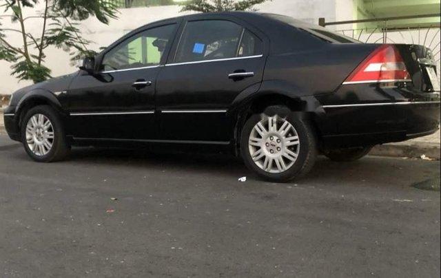 Cần bán Ford Mondeo đời 2005, màu đen, nhập khẩu số tự động1