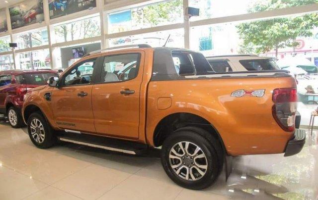 Bán ô tô Ford Ranger Wildtrak 2.0L sản xuất 2019, nhập khẩu Thái Lan2