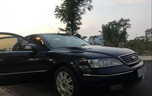 Cần bán Ford Mondeo đời 2005, màu đen, nhập khẩu số tự động0