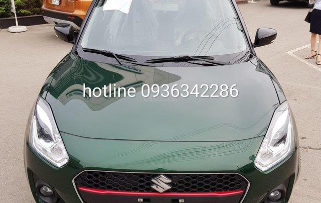 Bán Suzuki Swift màu xanh rêu, giá tốt, nhiều khuyến mại, hỗ trợ trả góp đến 80% giá trị xe, liên hệ 09363422864