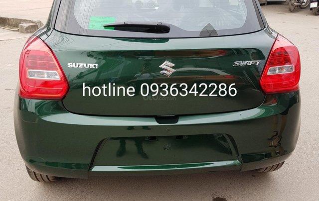 Bán Suzuki Swift màu xanh rêu, giá tốt, nhiều khuyến mại, hỗ trợ trả góp đến 80% giá trị xe, liên hệ 09363422862