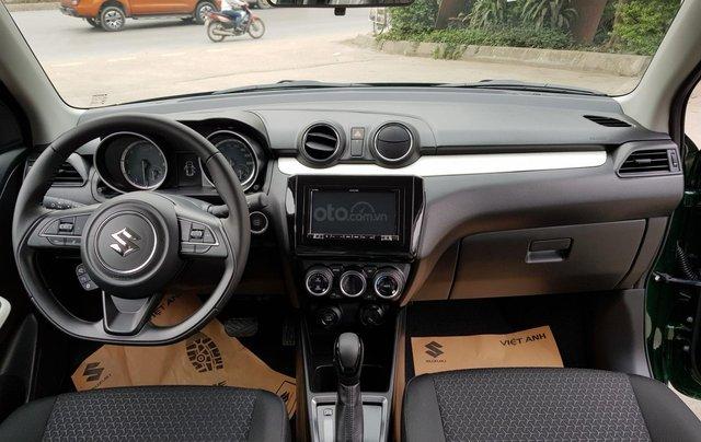 Bán Suzuki Swift màu xanh rêu, giá tốt, nhiều khuyến mại, hỗ trợ trả góp đến 80% giá trị xe, liên hệ 09363422866