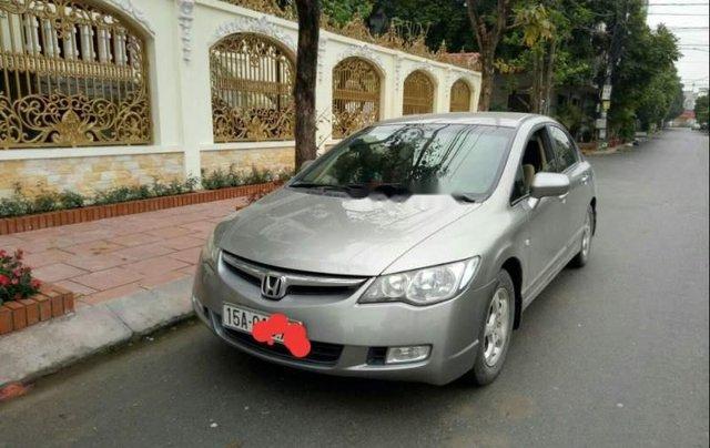 Cần bán xe Honda Civic năm sản xuất 2008 giá cạnh tranh1