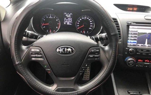 Xe Kia K3 sản xuất năm 2015, màu đen còn mới, giá tốt4