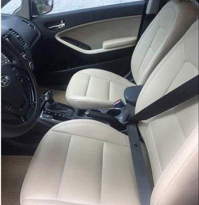 Bán ô tô Kia Cerato đời 2017, màu xanh ghi3