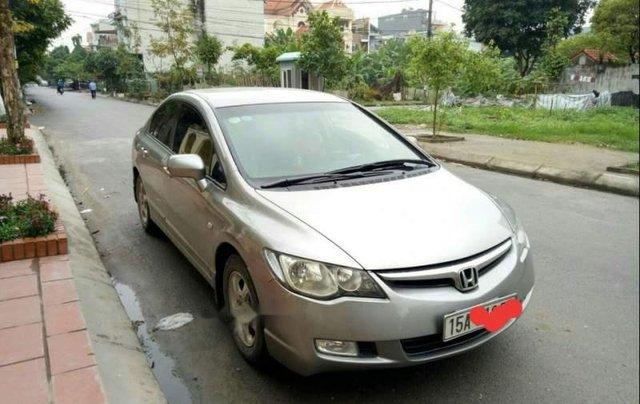 Bán xe Honda Civic đời 2008, nhập khẩu0