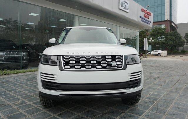 Cần bán xe LandRover Range Rover HSE năm 2019, màu trắng, xe nhập0