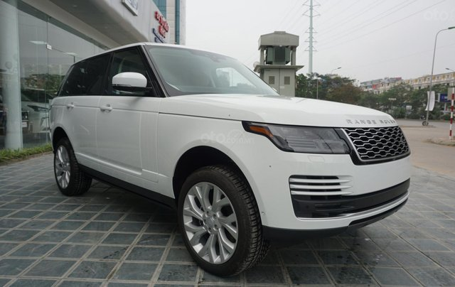 Cần bán xe LandRover Range Rover HSE năm 2019, màu trắng, xe nhập1