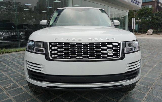 Cần bán xe LandRover Range Rover HSE năm 2019, màu trắng, xe nhập9