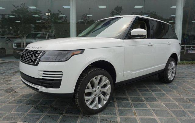 Cần bán xe LandRover Range Rover HSE năm 2019, màu trắng, xe nhập21