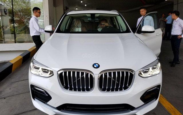 Bán BMW X4 đời 2019, màu trắng, nhập khẩu0