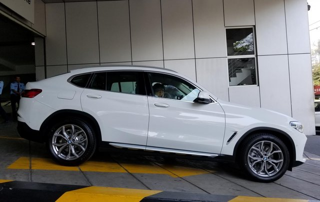 Bán BMW X4 đời 2019, màu trắng, nhập khẩu1