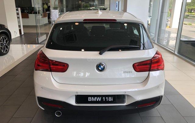 Cần bán xe BMW 1 Series 118i năm sản xuất 2018, màu trắng, xe nhập5