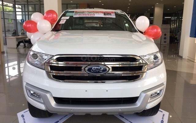Bán Ford Everest 2019, giá cạnh tranh kèm thêm gói khuyến mãi ưu đãi4