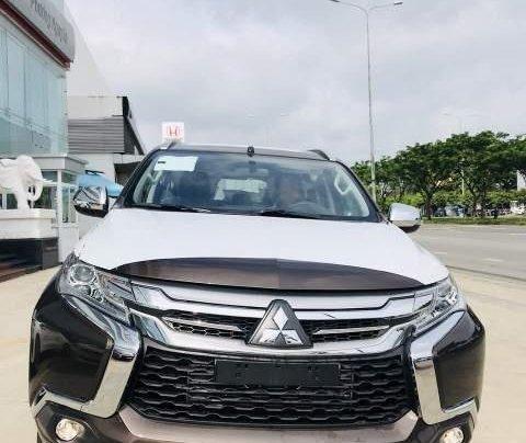 Bán Mitsubishi Pajero đời 2018, màu nâu, nhập khẩu Thái2