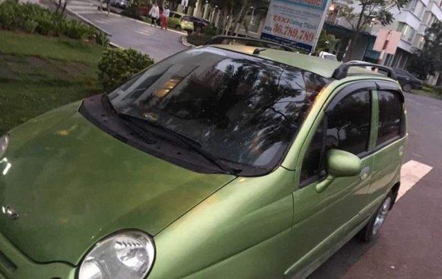 Bán ô tô Daewoo Matiz đời 2005, biển Hà Nội2