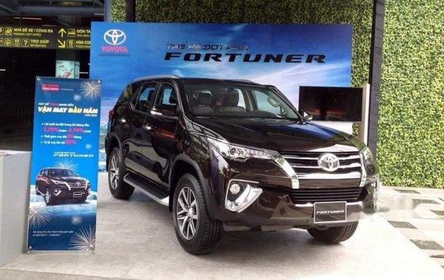 Bán Toyota Fortuner 2019, màu nâu, nhập khẩu  0