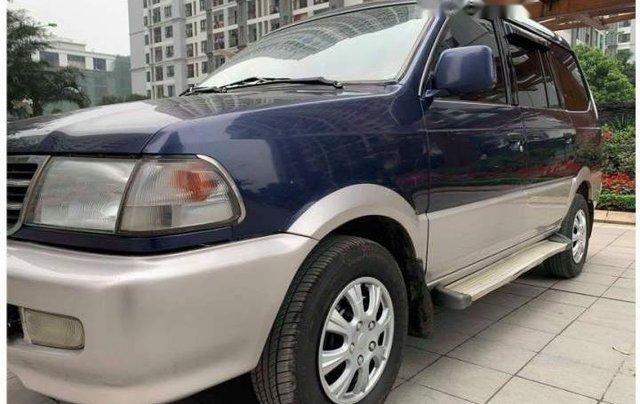Bán xe Toyota Zace năm 2002, màu xanh tím, tên tư nhân