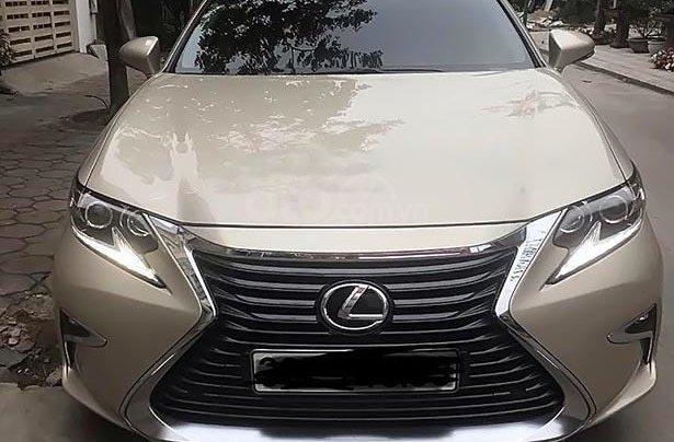 Bán xe Lexus ES đời 2018, nhập khẩu nguyên chiếc chính chủ1