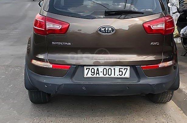 Bán gấp Kia Sportage 2011, màu nâu, nhập khẩu 1