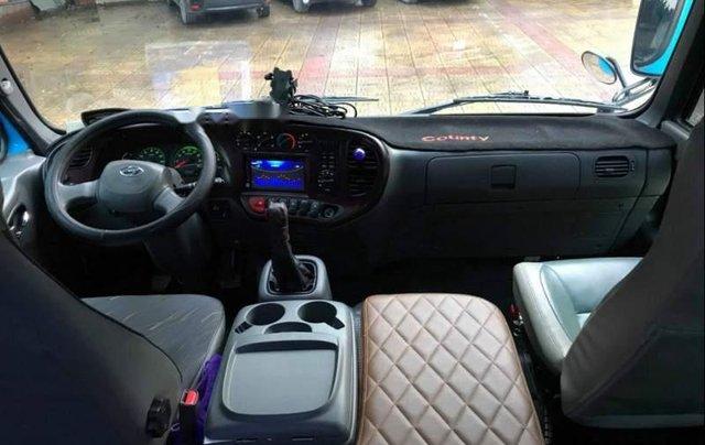Bán ô tô Hyundai County Tracomeco đời 20173
